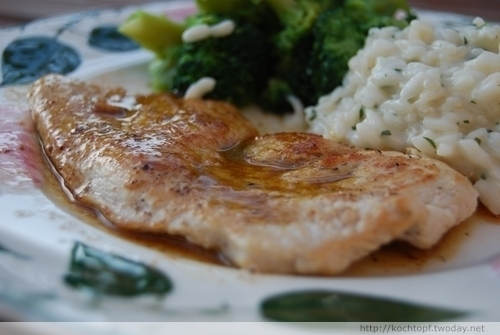 Scaloppine al limone  of Duccio - Recipefy
