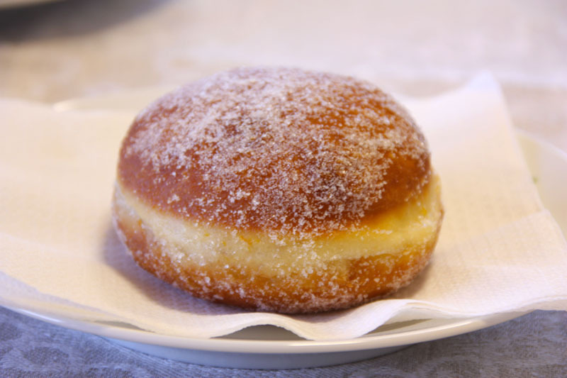 Bomboloni  of Veronica A. - Recipefy