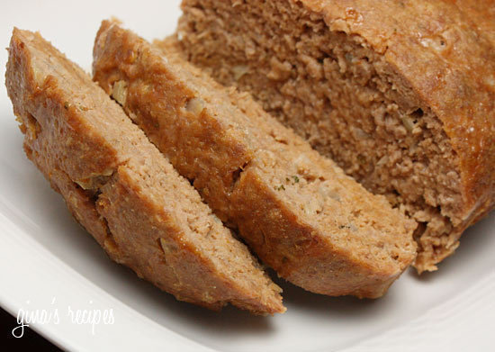 Turkey Meatloaf of Christine Meyer - Recipefy