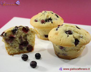 Muffin con gocce di cioccolato of Eleonora - Recipefy