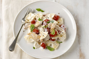 Chicken Bruschetta Pasta of Shel - Recipefy