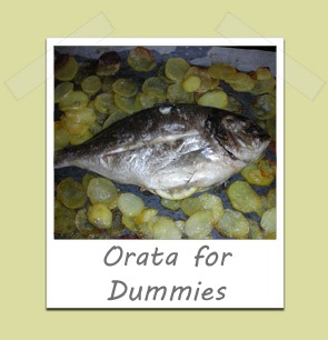 Orata for Dummies of l@lettrice - Recipefy