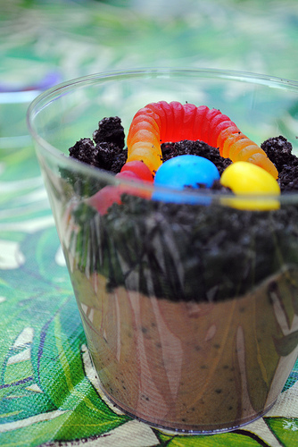 Dirt Cups (Kids Favorite) of Caitlin Hawley - Recipefy
