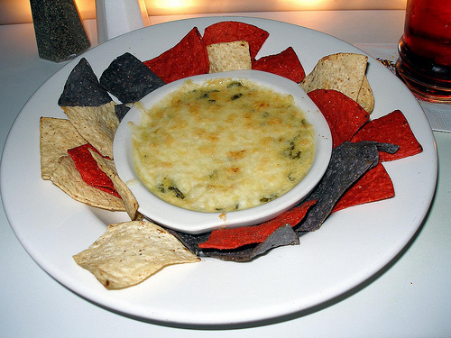 Spinach and Artichoke Dip (Light) of Caitlin Hawley - Recipefy