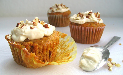 Carrot Cake Cupcakes of Callum David Stewart - Recipefy