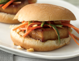 Kung Pao Sliders of Kristen Byers - Recipefy