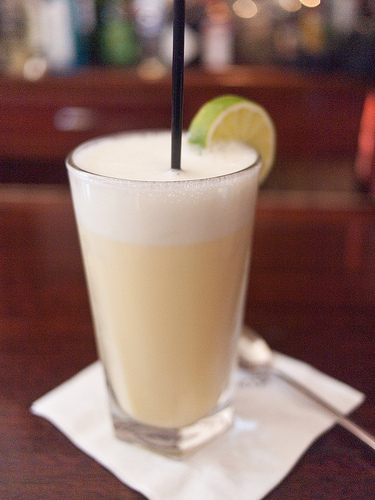 Lime Fizz of Bradford Tetlow - Recipefy