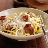 Philadelphia-pasta-with-meatballs