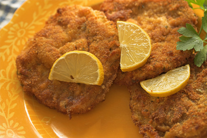 Pork Cutlets with Breadcrumbs of misiaBEAR - Recipefy