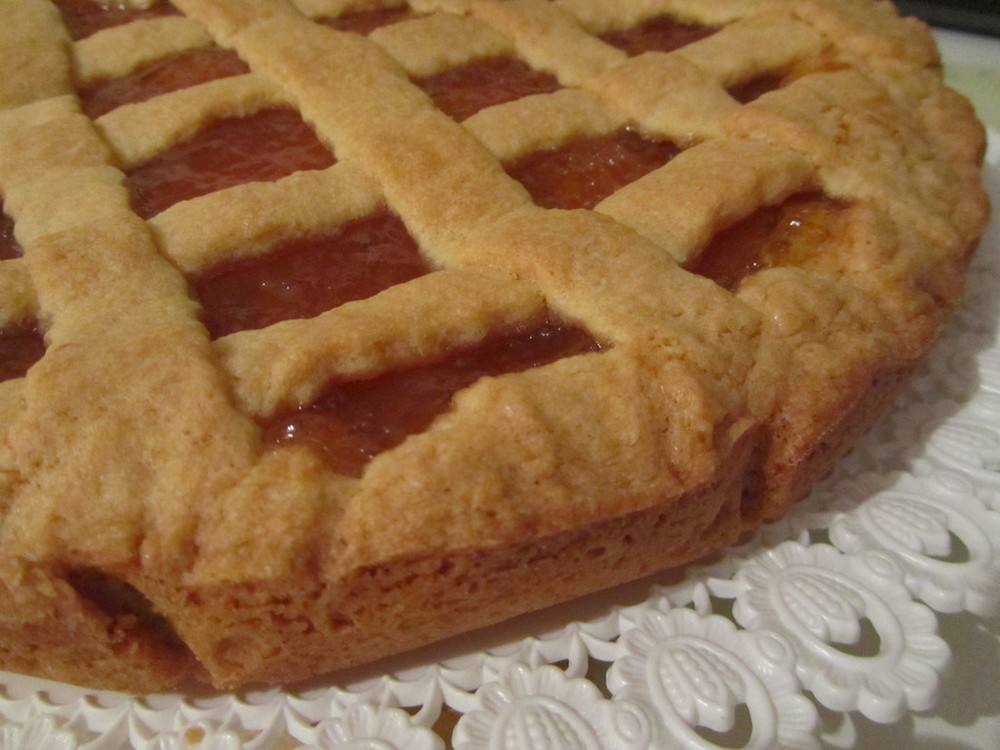 Crostata di albicocche of Vera - Recipefy