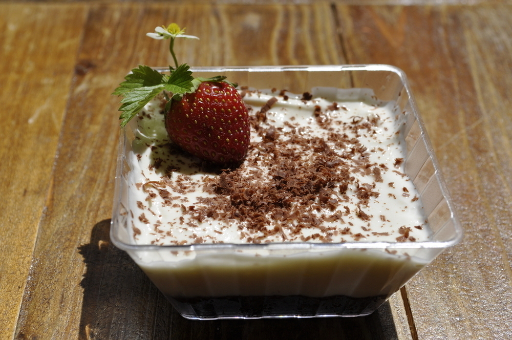 Mini Pan di Stelle Cheesecake of Giulia Pieraccini - Recipefy