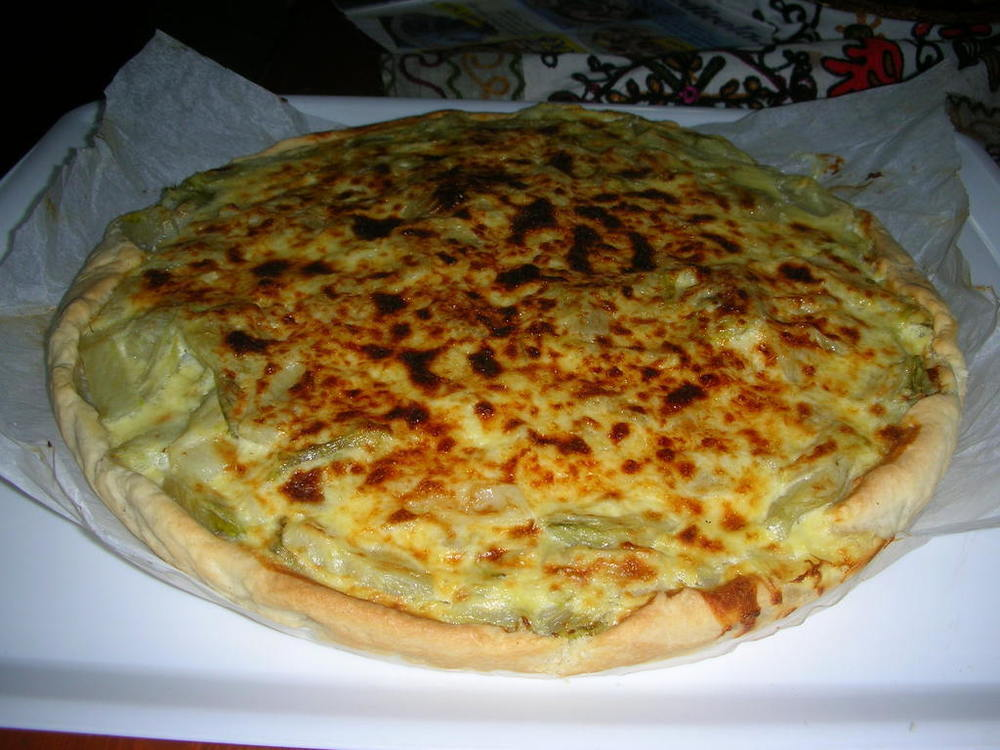 QUICHE AI FINOCCHI of Alfy - Recipefy
