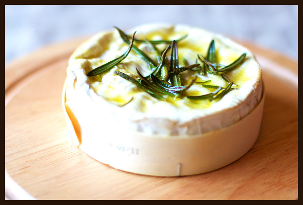 Baked Camembert of Mario De-Cristofano - Recipefy