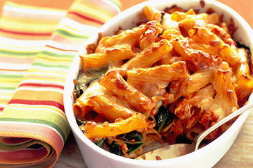 Pasta Bake of Mario De-Cristofano - Recipefy