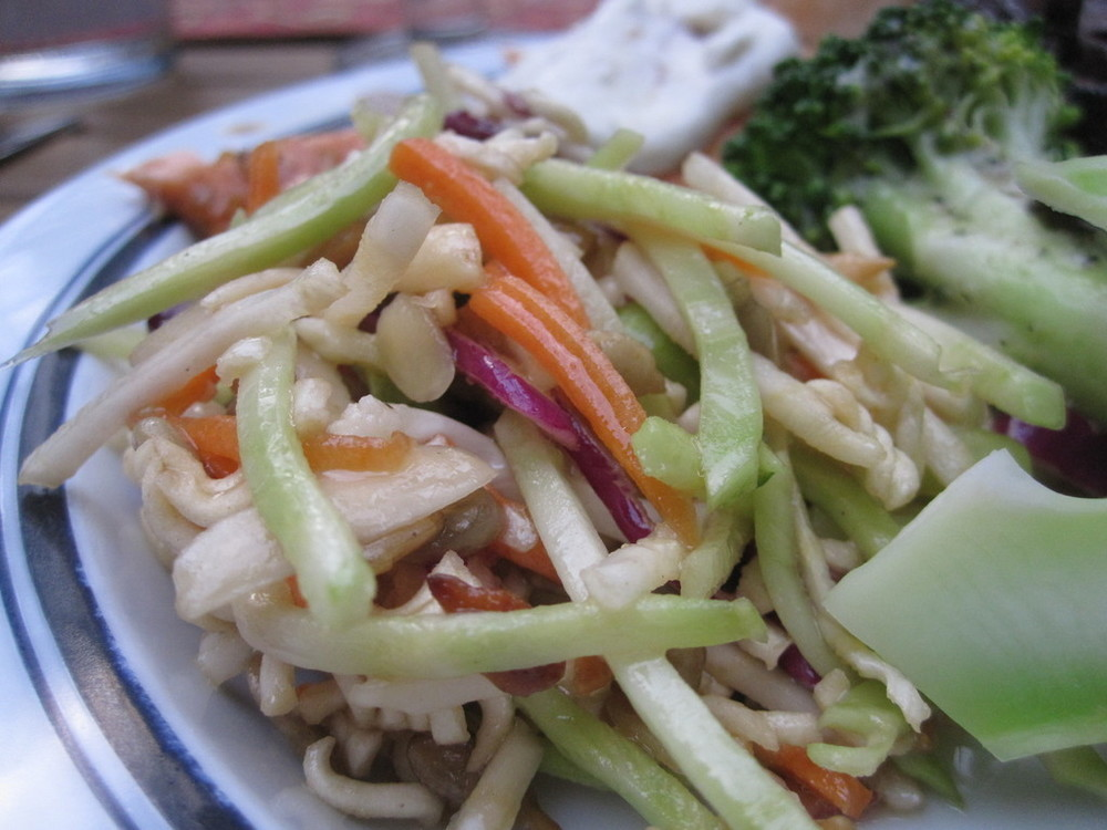 Broccoli Slaw of Michelle - Recipefy