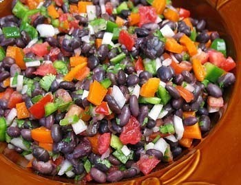 Black Bean Salad of Christopher R McGuire - Recipefy