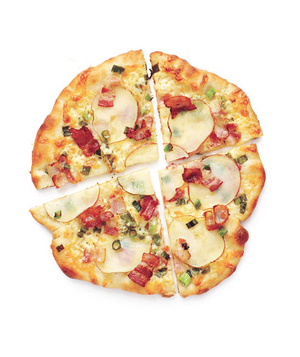 Potato and Bacon Pizzas of Kelly Snyder - Recipefy