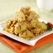 Fried Chicken with Butter Sauce of nindy - Recipefy