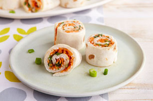Carrot Pinwheels of Chiara F - Recipefy