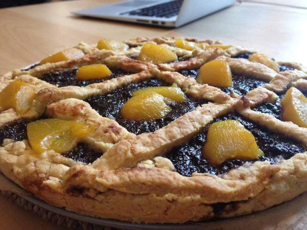 Crostata salutare of Matteo Alessani - Recipefy