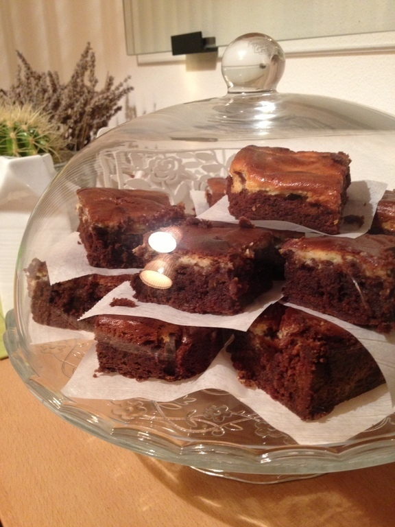 Brownies cioccolato e philadelphia of Maddalena - Recipefy