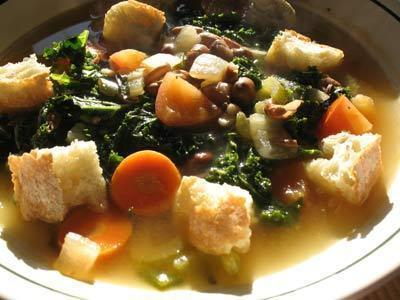 Tuscan Pinto Bean Soup of Allen Amari - Recipefy