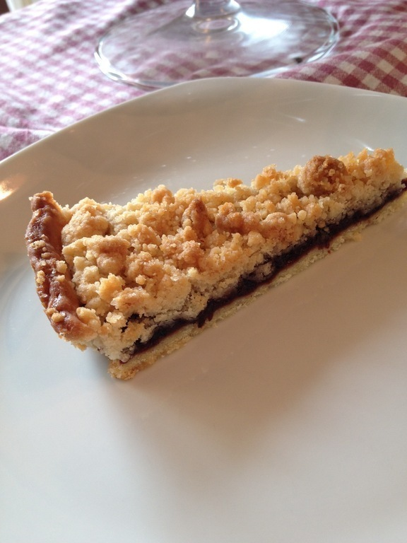 Crostata crumble con marmellata ai frutti di bosco of Maddalena - Recipefy