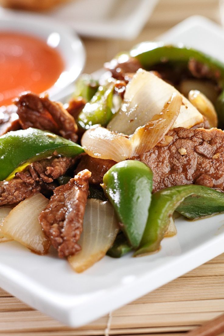 Pepper Steak, Slow Cooker of Mary Dau - Recipefy