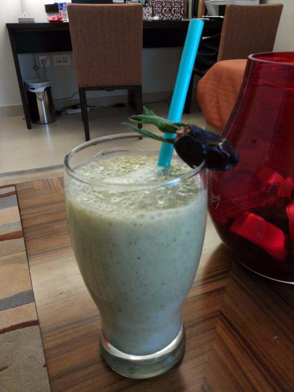 Banana, Date and Ginger Smoothie (lactose free, gluten free) of Serena Autiero - Recipefy