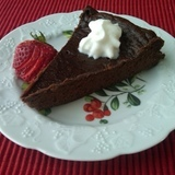 Flourless%20chocolate%20cake