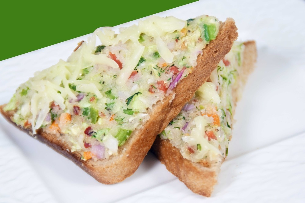 Easy Rock Cheese Toast - Crispy Veg Rava Appetizer |Quick Suji Bread Toast of Manisha Bharani - Recipefy