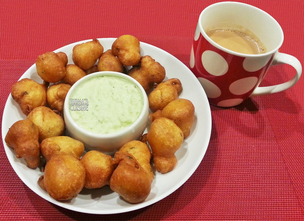 Mysore Bonda (Tea Time Snack) - Easy to Cook | Homemade | Tasty Recipe of Fatimas Cuisine - Recipefy