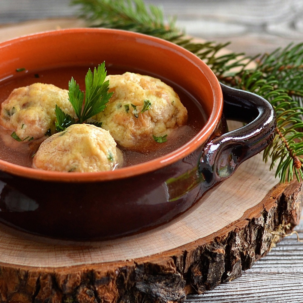 Canederli in brodo of Eleonora  Michielan - Recipefy