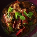 Persian-lamb-and-rhubarb-stew