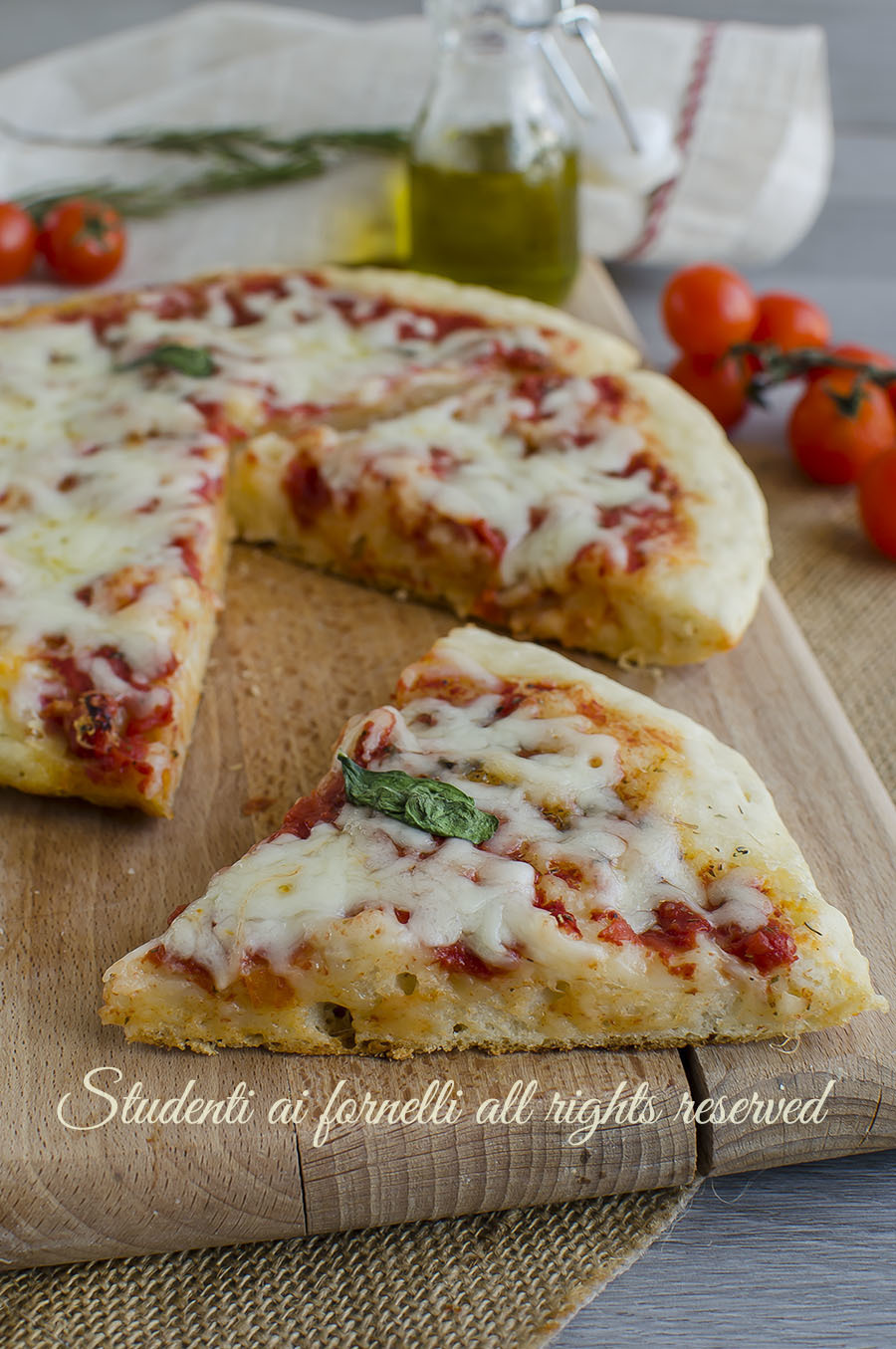 PIZZA FURBA 5 MINUTI in padella of Valentina - Recipefy