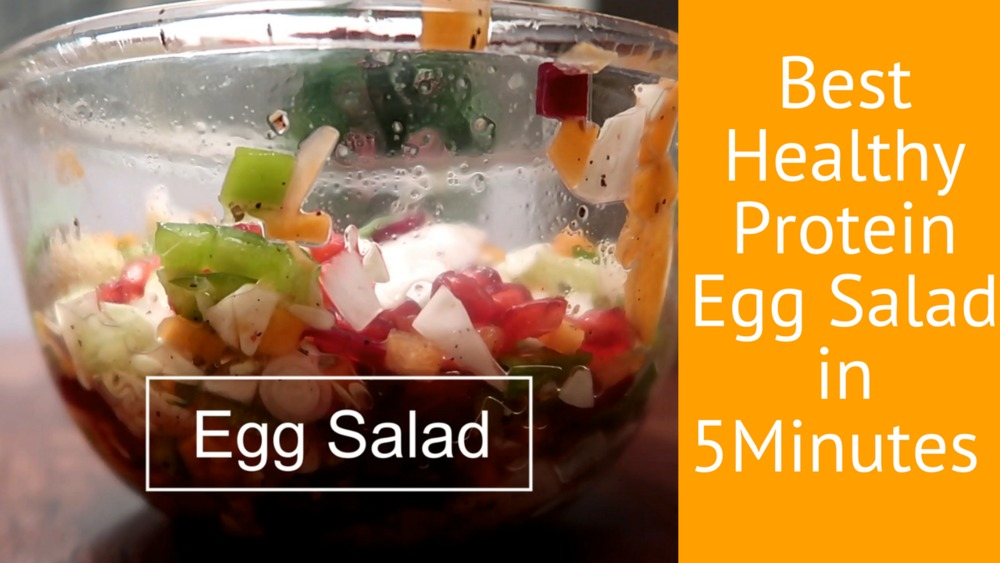 How to Make Egg Salad in 5 Minutes Best Healthy Protein of Food Land India - Recipefy
