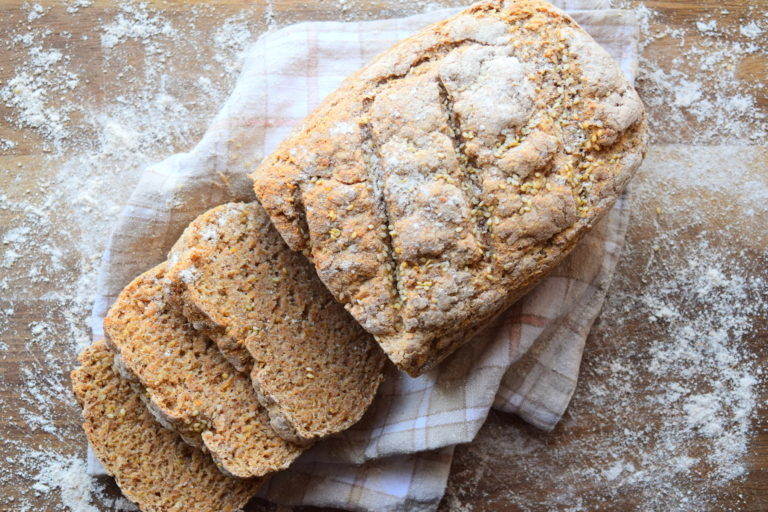 Wholemeal Spelt Bread of MyNutriCounter - Recipefy