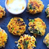 Plantain-fritters