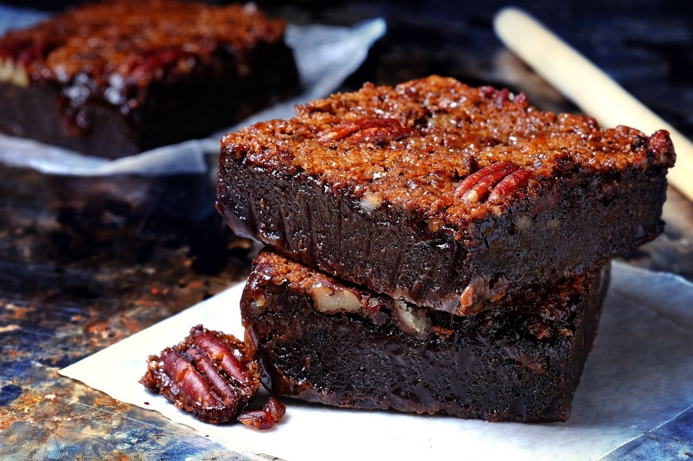 Caramel Pecan Brownies of MyNutriCounter - Recipefy