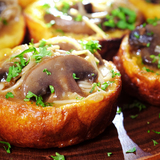 Yorkshire-pudding-with-mixed-mushroom-ragout