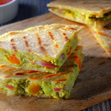 Grilled-avocado-quesadilla