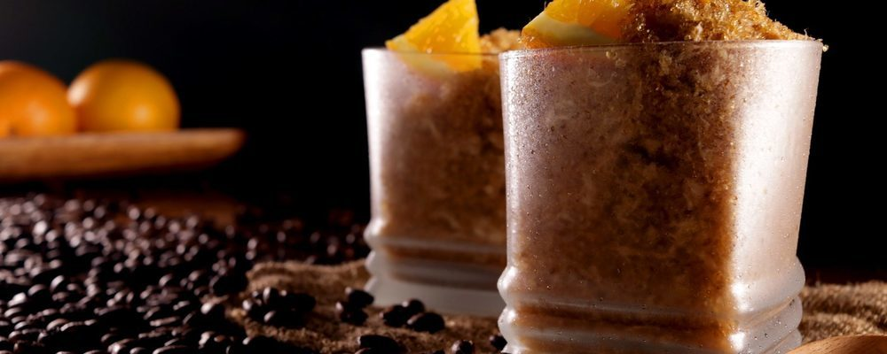 Coffee and Orange Granita of MyNutriCounter - Recipefy