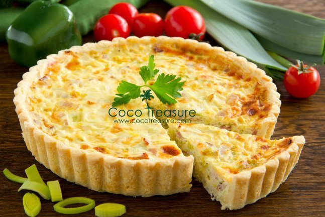 Gluten-Free Coconut Flour Pie Crust of Coco Treasure Organics - Recipefy