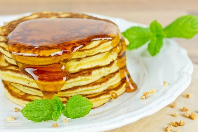 No-Guilt Pancakes with Coconut Flour of Coco Treasure Organics - Recipefy