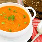 Carrot-soup-vegan