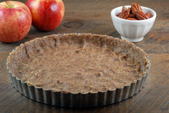 Coconut Flour & Pecan Pie Crust of Coco Treasure Organics - Recipefy