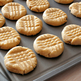 Coconut-oil-peanut-butter-cookies