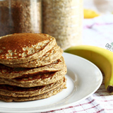 Tropical-banana-pancakes-with-coconut-syrup