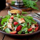 Summery-strawberry-chicken-salad