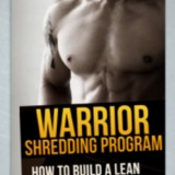 The_warrior_shredding_program_book